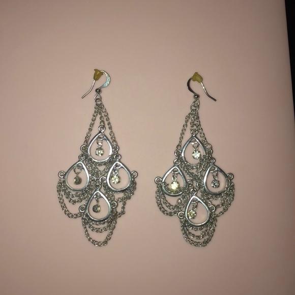 5c21f4e62 Macy's Jewelry | Macys Chandelier Earrings | Poshmark